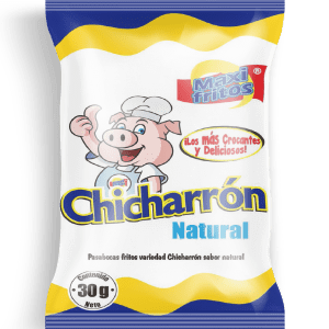Delicioso Chicharrón Sabor Natural