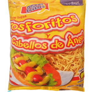Exquisitos Fosforitos cabello de Angel