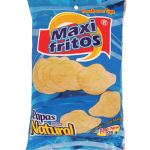 Papa Chips Sabor Natural