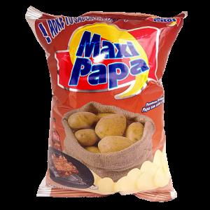 compra ahora tus papas sabor BBQ en Maxifritos!