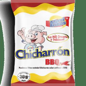 Delicioso Chicharrón Sabor BBQ